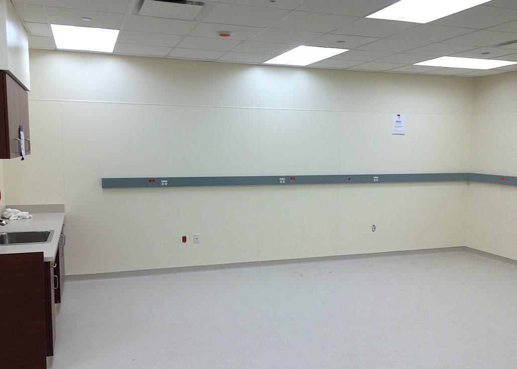 Northwestern Memorial Hospital | Oakwood Contractors
